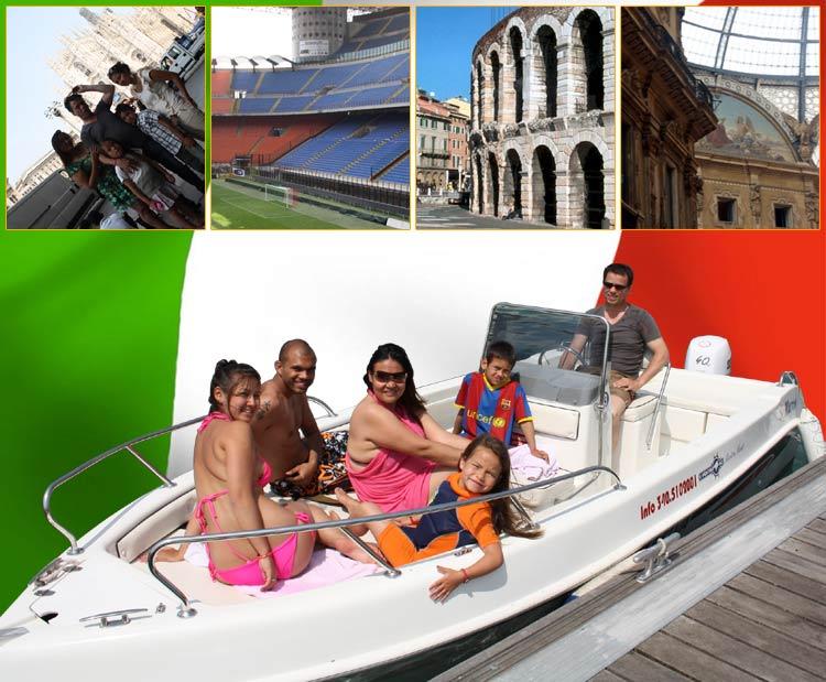 vakantie in Italië 2011
